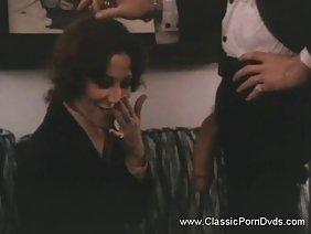 Hårt klädde av hans flickans anal oskuld porr på nätet hårig dam